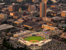Parkview Field and related projects have been a catalyst for downtown growth and investment.