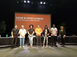 Indiana Tech hosts on-campus events designed to foster understanding and dialogue.