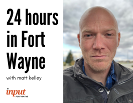 24 hours with Matt Kelley