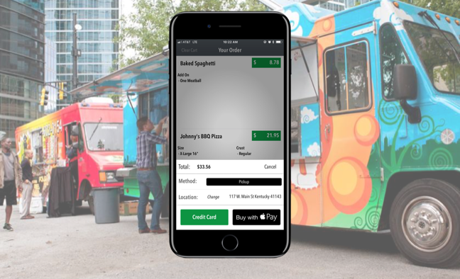 3B apps helps level the playing field between the local food establishments and large chains.