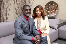 Aaron and Janell Lane are the husband-and-wife team behind Courageous Healing, Inc., and Courageous Living, LLC.