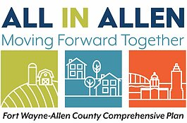 The All in Allen Joint Comprehensive Plan is intended to guide land use, housing, transportation, parks, and more across the county.