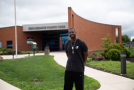 Amos Norman is the Executive Director (and newly appointed District Director) at the Renaissance Pointe YMCA in Fort Wayne.