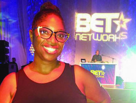 Virginia Richardson, founder of Tilde Multimedia Firm, got her start working for BET (Black Entertainment Television) Networks.