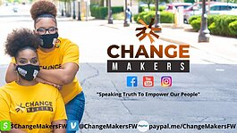 Daylana Saunders and Alisha Rauch are Co-Founders of the ChangeMakers Fort Wayne.