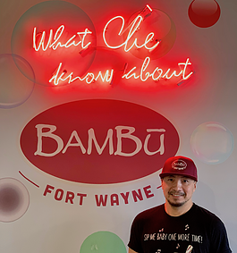 Fort Wayne native Son Ngo brought the franchise Bambu to his hometown from his former residence in San Jose, Calif.