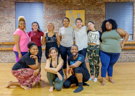 The Fort Wayne Dance Collective is hosting a class on African Dance.
