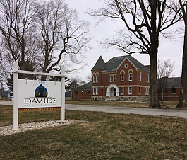 Davids Courage opened in February 2020 as a transition home to serve people suffering from drug addiction and their families.