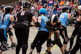 The Fort Wayne Derby Girls have ditched the fishnets to have a more athletic, family-friendly environment.