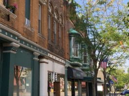 Bluffton's facade grant program has been a catalyst for economic development.