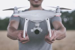 A program focused on drone repair will launch in the next year.