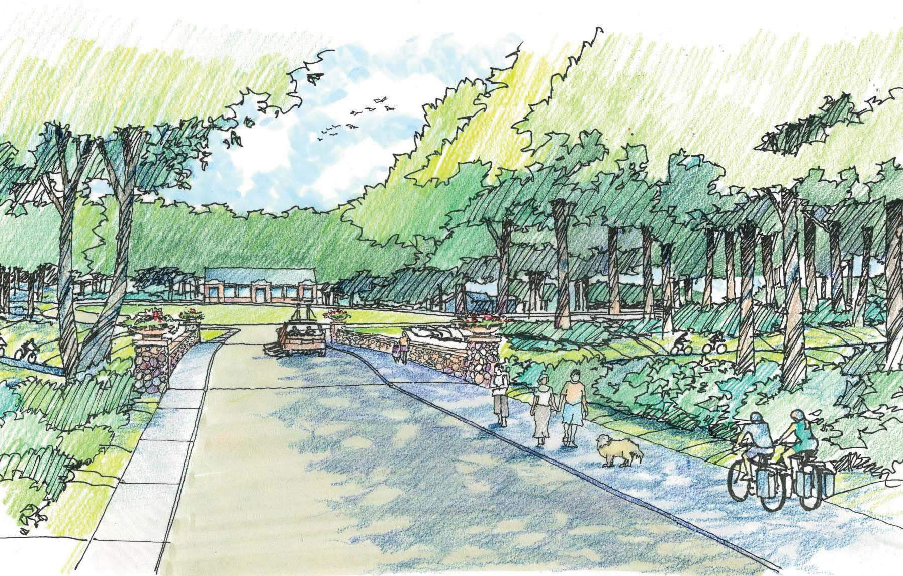 The newly released Franke Park Master Plan aims for a broad blueprint for the future of the park.