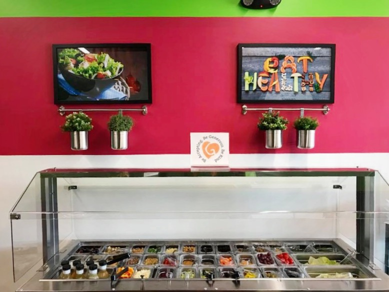 Genesis Health Bar provides healthy food to the community as well as job training to people with disabilities.