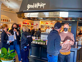 There's a new shop at Jefferson Pointe called goodMRKT.