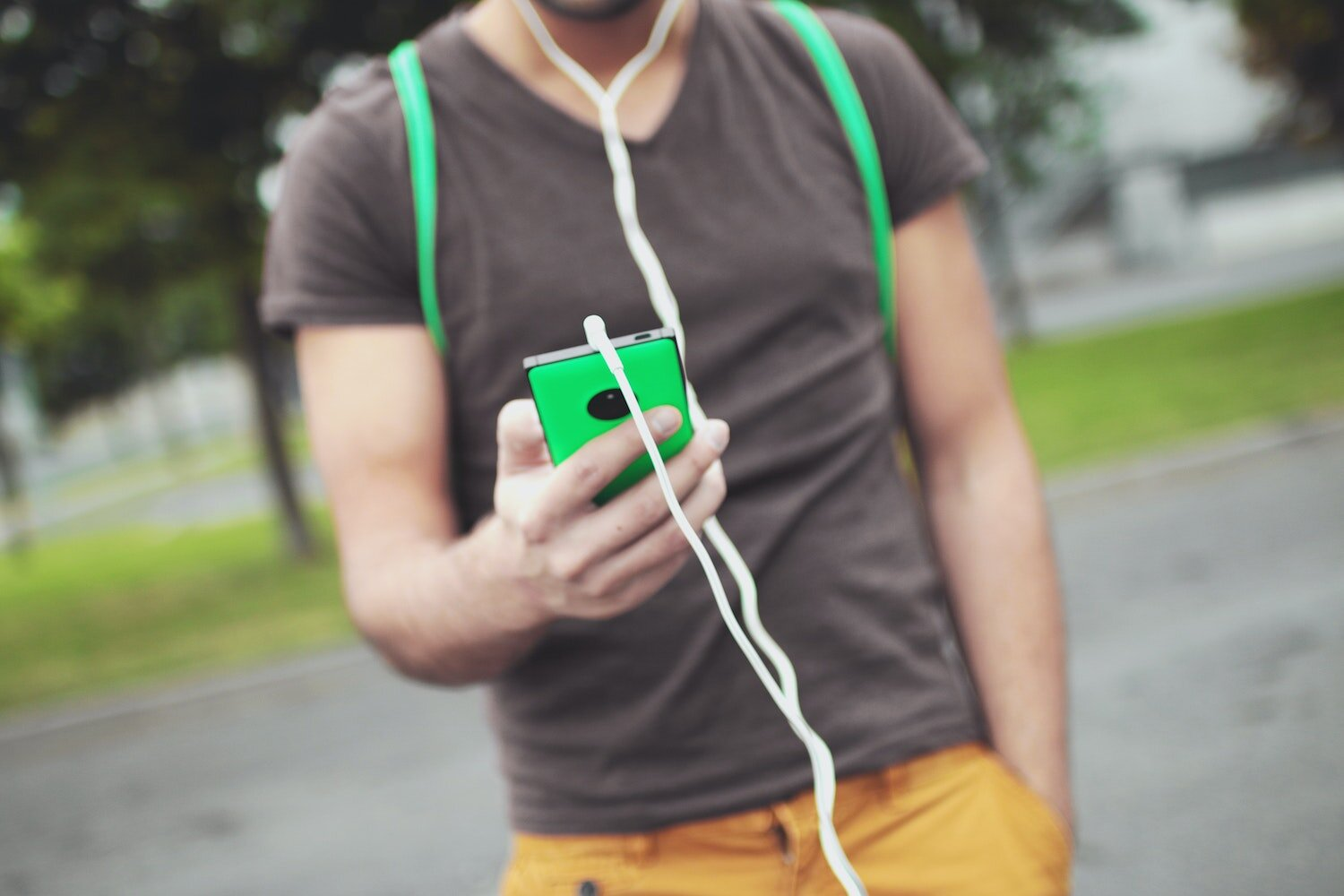SoundWalk allows anyone with access to a smartphone to experience a solo music adventure.