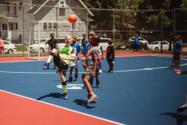 Futsal is a great way for youth to develop motor skills necessary to excel in other sports.