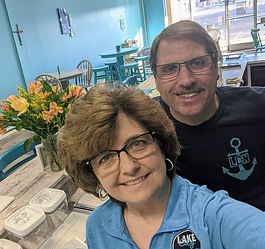 Tricia and Scott Smith own Lake City Nutrition in Warsaw.