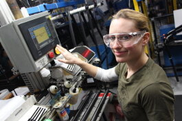 One in five jobs in Allen County is in either the manufacturing or construction industries.