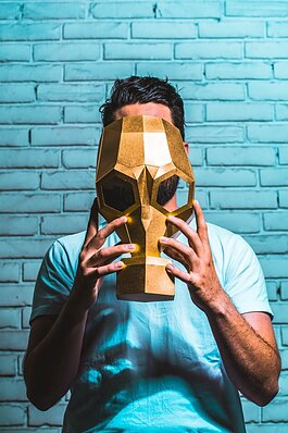 WBOI's Make Me a Mask Campaign encourages residents to use materials they have around the house to make fun, creative, and unconventional masks to raise awareness about slowing the spread of COVID-19.