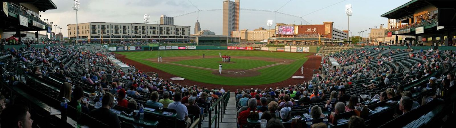 The Fort Wayne Tincaps are back for their 2018 season at Parkview Field. <span class='image-credits'>By Ray Steup</span>