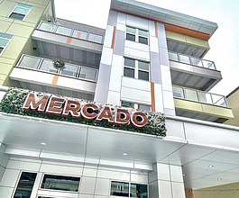 Mercado is a new eatery on The Landing.