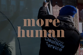 More Human TV by Lofthouse Creative Co. captures the human side of local culture in mini-docs.