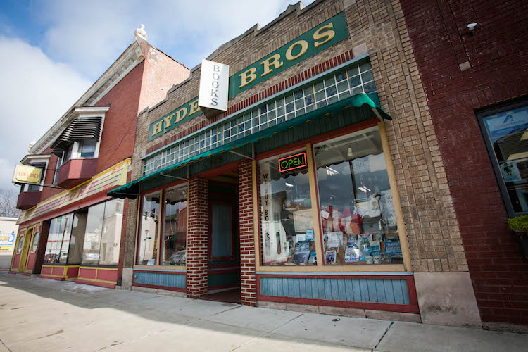 Hyde Brothers, Booksellers is Indiana's best loved bookstore on the Northwest side at 1428 Wells St.
