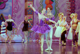 """The Nutcracker"" is a popular annual performance by the Fort Wayne Ballet."