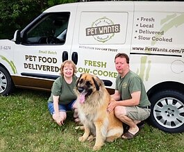 Pet Wants Fort Wayne is an online and event-based business.