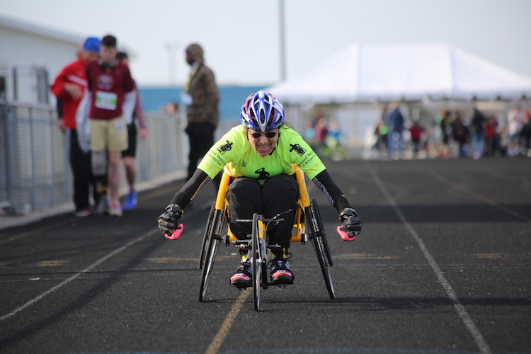 Turnstone hosts adaptive sports competitions.