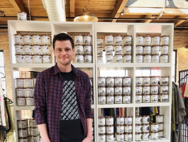 Derek Taylor is the creator of Simple Nature Candles.