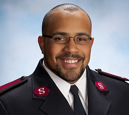 Kenyon Sivels, and his wife Melissa, are new Corps Officers for the Fort Wayne branch of the Salvation Army.