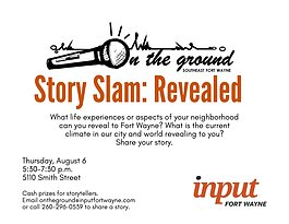 Smith Street Story Slam OTG