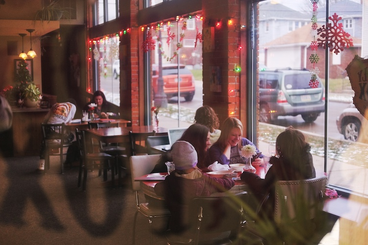 Cozy hangouts like the Friendly Fox at 4001 S. Wayne Ave. define South Side culture.