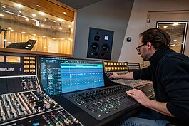 Steve Tyler is Founder and Chief Engineer of the new Silverbirch Studios at 7787 Huguenard Rd.
