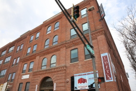 Superior Lofts are located at 102 W Superior St., just around the corner from Promenade Park.