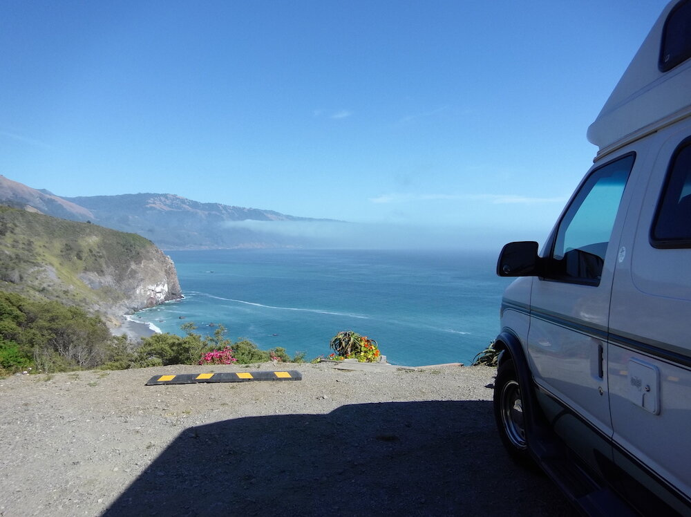 Buying a van ready for travel made the Lims's plans a reality.