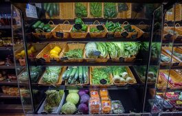 Antonuccio's Italian Market offers a select of fresh produce.